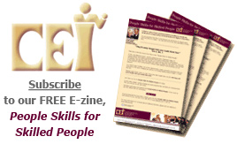 People Skills for Skilled People...Subscribe >